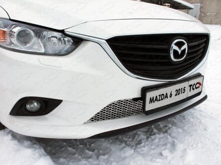 Mazda 6 2015 Решётка радиатора (лист)